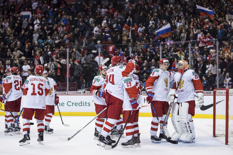 Ставки на хоккей сегодня канада россия