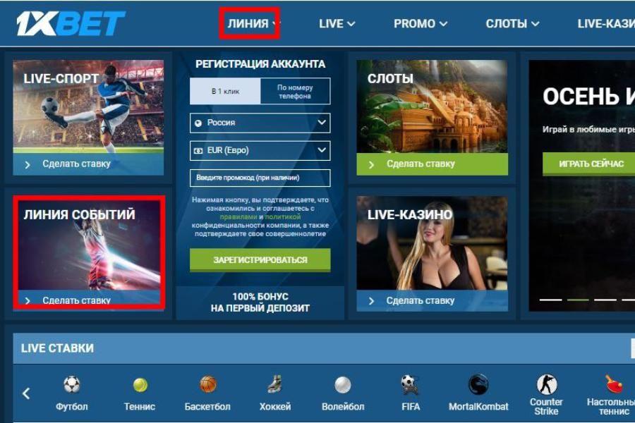 ставки на спорт онлайн qiwi