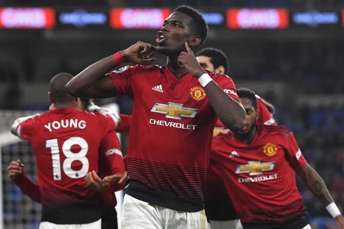 Манчестер Юнайтед — Борнмут 30 декабря, футбольный матч