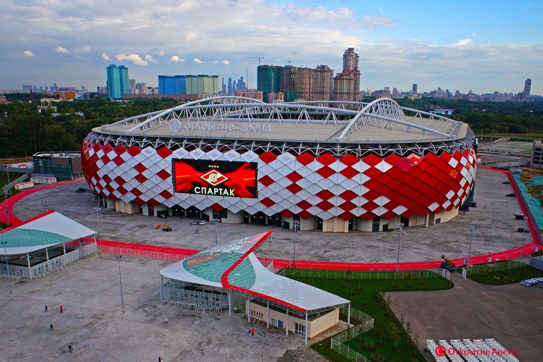 аналогии картинки стадиона открытие арена ему