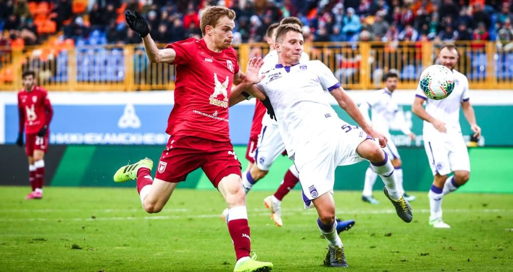 Футбол Уфа - Рубин 1.07.2020 смотреть онлайн