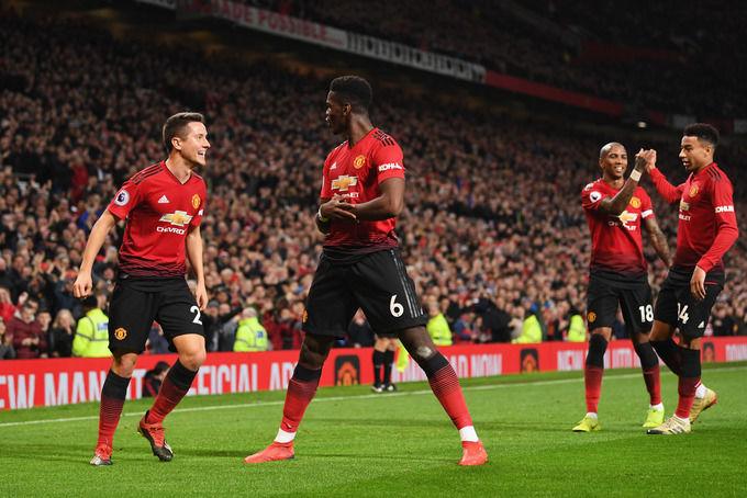 Лестер — Манчестер Юнайтед 3 февраля, футбольный матч