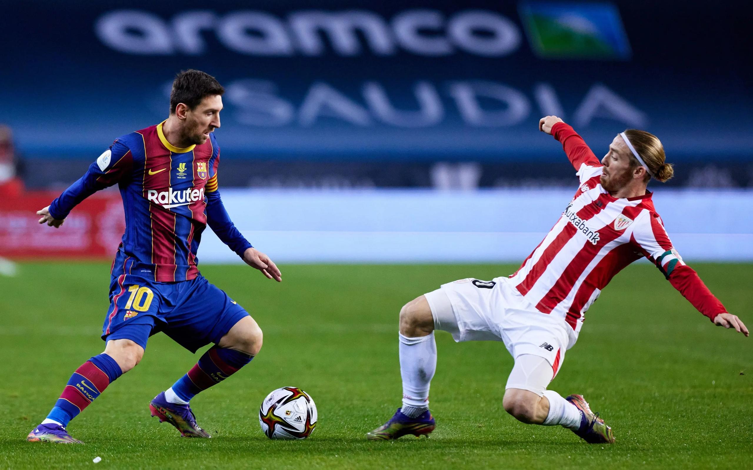 «Барселона» − «Атлетик»